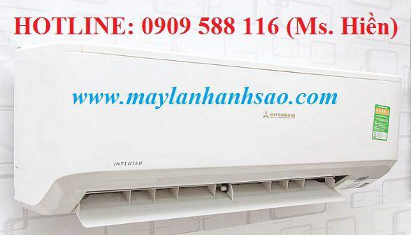 Đơn vị bán máy lạnh treo tường Mitsubishi Heavy SRK10YN-S5 (1.0Hp) Inverter – May lanh Mitsubishi