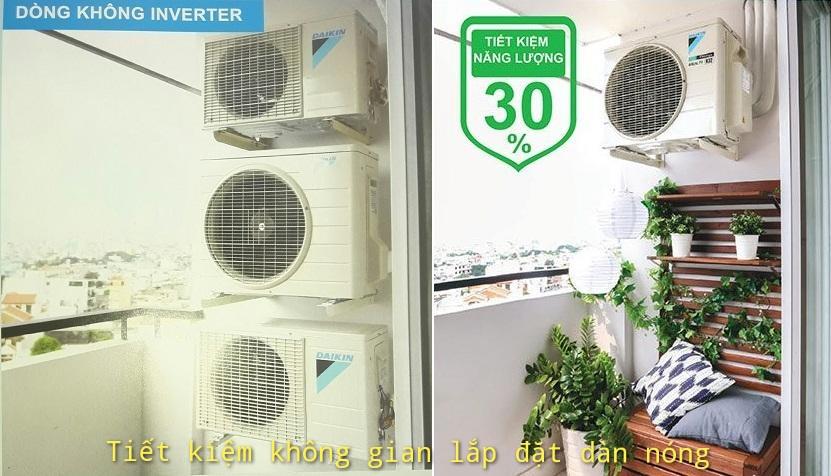 Máy lạnh Daikin Multi S - Tiết kiệm điện giá rẻ - 278907